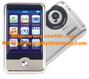 wholeales 2.8 inch touch screen mp4 players, china mp4 player factory
