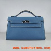Replica Hermes Kelly 22cm 30% off on sale