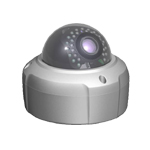 HD SDI Vari focus IR Dome Camera FS-SDI338-T