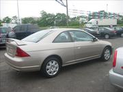 Used 2002 Honda Civic Coupe EX