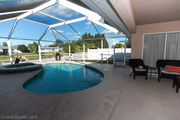 Sunny SW FL Pool Home 4bd/2ba on Freshwater Canal  $274, 900 US