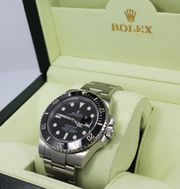 ROLEX SUBMARINER DATE 116610 STEEL
