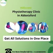 Sports and Spine Physiotherapy Abbotsford is Provided By Hillcrest Phy