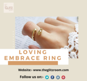 Loving Embrace Rings - The Glitz Room